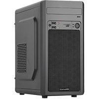MaxInPower Black Aero BM1084CAL0 mT 480W mATX USB3.0