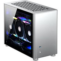 Jonsbo A4 Silver mT Sans Alim ITX
