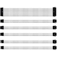 Cooler Master Kit câbles tressés (White) CMA NEST16XXWT1 GL