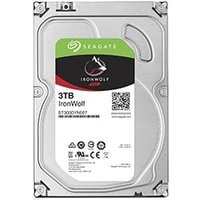 Seagate 3 To SATA III 64Mo IronWolf ST3000VN007