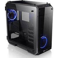 Thermaltake View 71 Tempered Glass GT Ss alim. E ATX