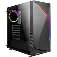 Antec NX300 Black MT Sans Alim ATX