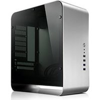 Jonsbo UMX1 Plus Silver mT Sans Alim ITX