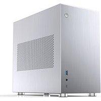 Jonsbo V10 Silver mT Sans Alim ITX