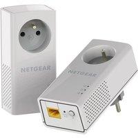 Netgear PLP1000 Pack de 2 CPL 1000 prise intégrée