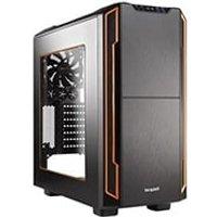 Be Quiet! Silent Base 600 Orange Window MT ssAlim ATX USB3