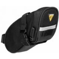 Topeak Aero Wedge With Quickclip (four Sizes) Seat Pack