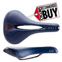 Selle Italia Gel Flow Ladies Saddle