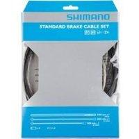 Shimano Road / Mtb Brake Cable Set Black
