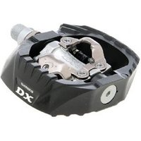 Shimano Dx M647 Mtb Spd Pedals - Pop Up Mechanism