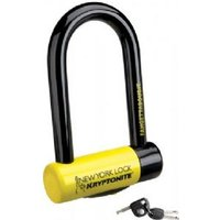 Kryptonite New York Fahgettaboudit Mini D Shackle Bike Lock