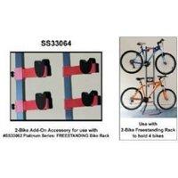 Gear up Kit for 2 extra bikes (Add 2 Bikes) for Platinum Freestanding Rack