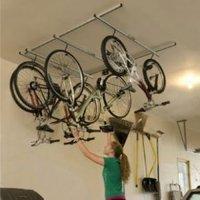 Saris Parking Cycle Glide Ceiling Mount Storage Rack
