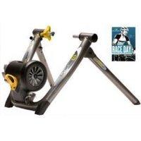 CycleOps Jetfluid Pro Trainer (Incl DVD)