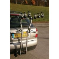 Peruzzo Trento 3 Bike Towball Fitting Rack