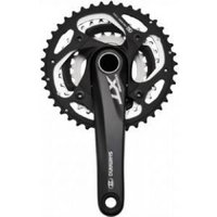 Shimano FC-M780 10speed XT chainset HollowTech II - 42/32/24T Blk