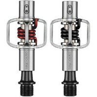 Crank Brothers Eggbeater 1 Bike Pedals Silver