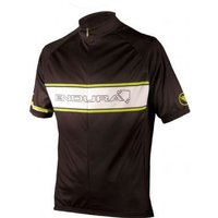 Endura Retro Short Sleeved Jersey Coolmax Printed