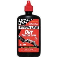 Finish Line Teflon Plus Dry 4oz/120ml Bottle