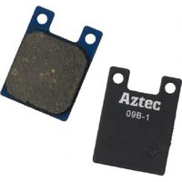 Aztec Organic disc brake pads for Hope Open / Closed 2-piston calliper Pro / Sport