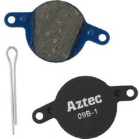 Aztec Organic disc brake pads for Magura Clara 2001 calipers
