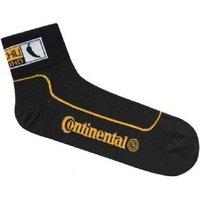 Continental cycle race socks black
