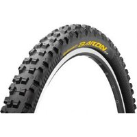 Continental Baron 26 x 2.3 inch black with free tube