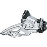 Shimano FD-M985 XTR 10-speed double front derailleur top swing dual-pull