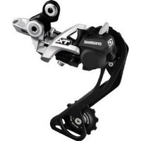 Shimano Rd-m786 Xt 10-speed Shadow+ Design Rear Derailleur Sgs