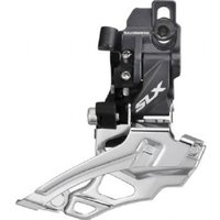 Shimano FD-M676 SLX 10-speed double front derailleur top-pull direct-fit