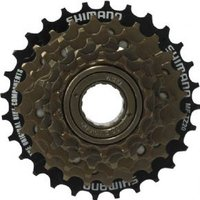 Shimano MF-TZ20 6-speed multiple freewheel 14-28 T