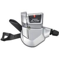 Shimano SL-S700 Alfine 11-speed Rapidfire lever - right hand - silver