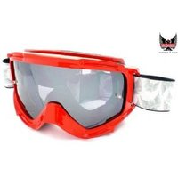 Dirty Dog Blaze Mx/dh/snow Goggle Free Tear Off Pack