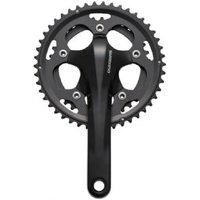 Shimano FC-CX50 cyclocross chainset 10-speed 2-piece design