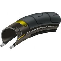 Continental Grand Prix 26 X 1.1 Inch Black Folding Black Chili Tyre With Free Tube