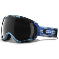 Oakley Canopy Snow Goggles Turquoise Totem/ Dark Gray 59-298