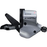 Shimano Sl-2400 Claris 8-speed Road Flat Bar Levers For Double