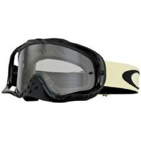 Oakley Crowbar Mx Goggles Animalistic Black-white/ Clear 59-403