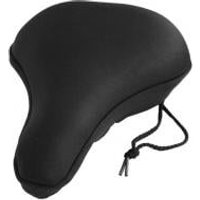 M:part Universal Fitting Gel Saddle Cover With Drawstring
