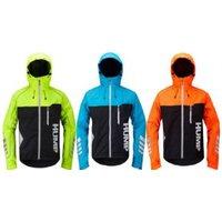 Hump Signal Mens Waterproof Cycling Jacket
