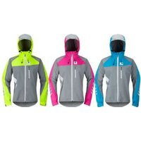 Hump Signal Womens Waterproof Cycling Jacket