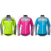 Hump Strobe Womens Waterproof Cycling Jacket