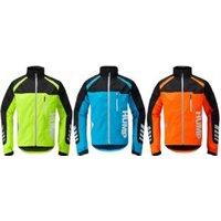 Hump Strobe Mens Waterproof Cycling Jacket