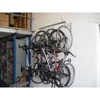 Cyclestore 6 Bike Pro Wall Hanging Rack