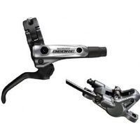 Shimano Br-m615 Deore Bled I-spec-b Compatible Brake Lever / Post Mount Calliper
