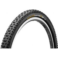 "Continental Mountain King 2 Racesport 27.5 X 2.2"" Black Chili Folding Tyre"