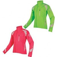 Endura Luminite Dl Womens Waterproof Jacket