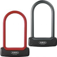 Abus Granit Plus 640 Mini 150mm D Lock - Black