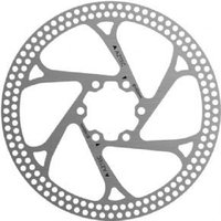 Aztec Stainless Steel Fixed Disc Rotor With Circular Cut Outs 160mm