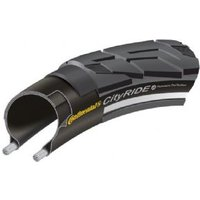 Continental City Ride 2 Reflex Black Tyre With Free Tube